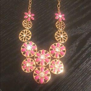 Kate Spade enamel necklace